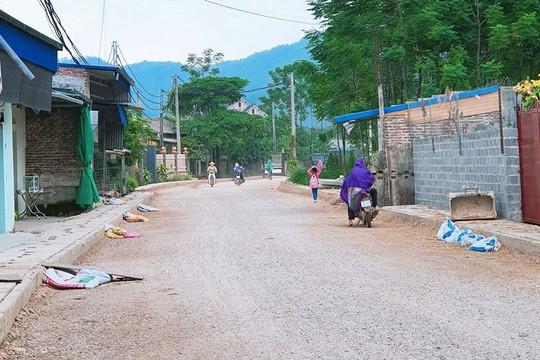 Thái Nguyên: Hơn 41 tỷ đồng nâng cấp đường liên xã Phúc Thuận - Phúc Tân