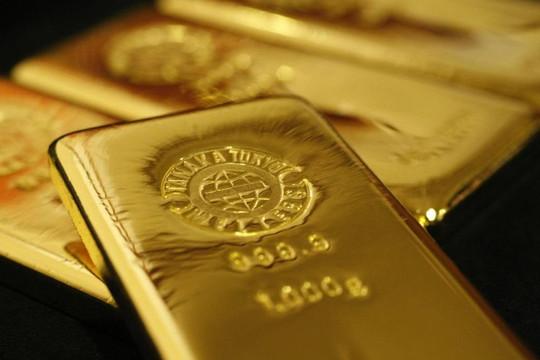 Giá vàng hôm nay 11/10: Dao động quanh mốc 1.757 USD/ounce