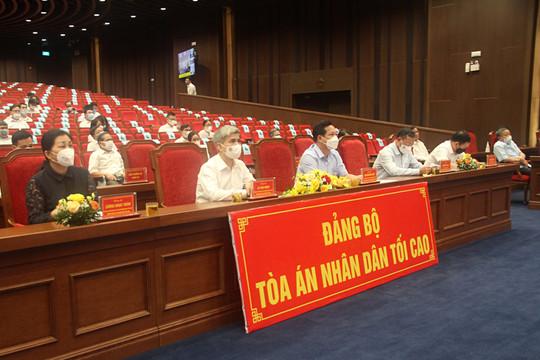 Thông báo nhanh kết quả Hội nghị lần thứ 4 Ban Chấp hành Trung ương khóa XIII