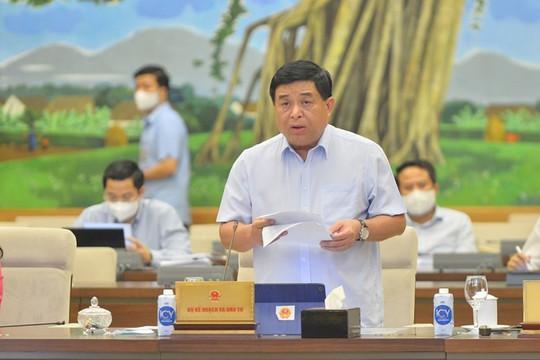 UBTVQH thảo luận dự thảo nghị quyết về cơ chế đặc thù cho Hải Phòng, Nghệ An, Thừa Thiên Huế
