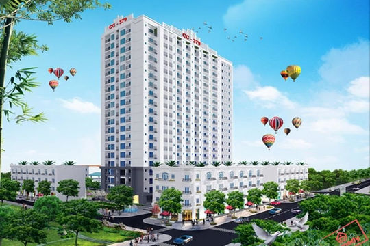 """Do đâu Dự án nhà ở xã hội 379 ở Thanh Hóa """"tắc"""" sổ đỏ?"""