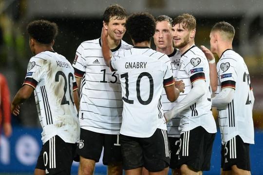 Đức giành vé đầu tiên dự chung kết World Cup 2022