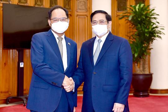 Hàn Quốc hỗ trợ Việt Nam 1,1 triệu liều vaccine Astra Zeneca, chuyến đến vào ngày mai