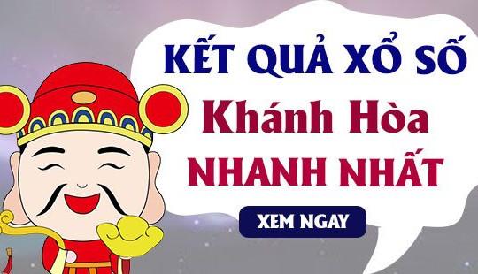 XSKH 13/10 - KQXSKH 13/10 - Kết quả xổ số Khánh Hòa ngày 13 tháng 10 năm 2021