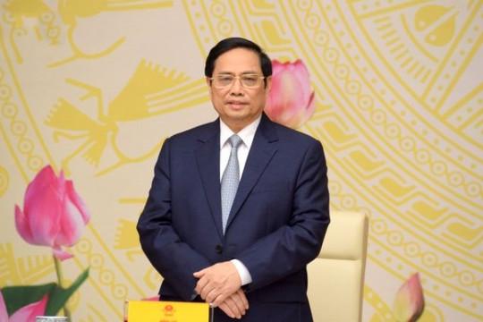 Thủ tướng: Càng trân trọng đóng góp của người dân, doanh nghiệp thì càng thấy trách nhiệm