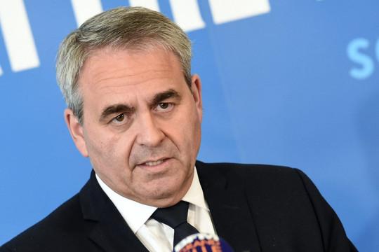 Cựu Bộ trưởng Xavier Bertrand tuyên bố tranh cử Tổng thống Pháp