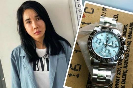 Đánh tráo đồng hồ Rolex tiền tỷ của bạn trai