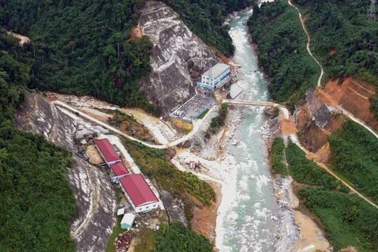 TT-Huế: Rút công nhân khỏi Rào Trăng 3, tiến hành xả nước thủy điện Hương Điền