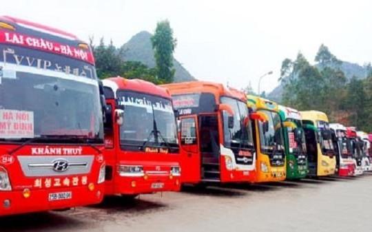 Lai Châu: Thí điểm nối lại hoạt động vận tải hành khách liên tỉnh