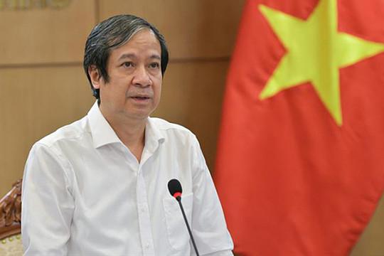 Bộ trưởng GD-ĐT đề nghị Hà Nội tính toán cho học sinh vùng ngoại thành trở lại trường