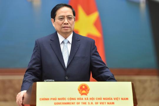 """Thủ tướng nêu định hướng cơ cấu nguồn năng lượng của Việt Nam tại Diễn đàn """"Tuần lễ năng lượng Nga"""""""