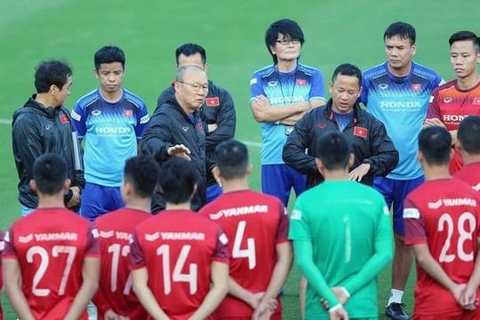 Tương lai của HLV Park Hang Seo được ấn định sau 4 trận toàn thua ở VL World Cup 2022