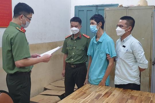 Khởi tố, bắt giam đối tượng hoạt động nhằm lật đổ chính quyền nhân dân