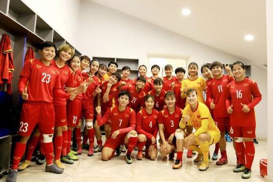 ĐT nữ Việt Nam có nguy cơ rơi vào bảng 'tử thần' ở VCK Asian Cup 2022