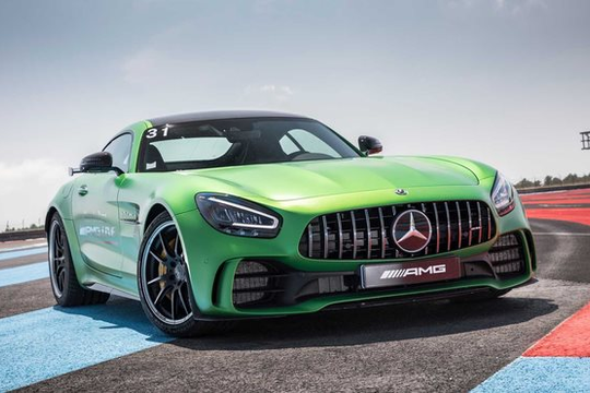 Mẫu xe Mercedes-AMG GT bất ngờ bị khai tử