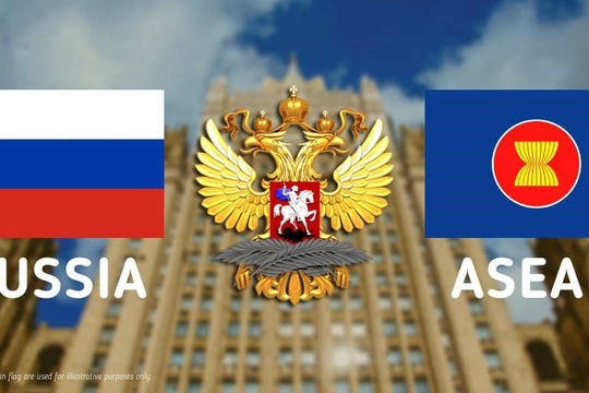 Nga - ASEAN thảo luận về hợp tác ở châu Á - Thái Bình Dương