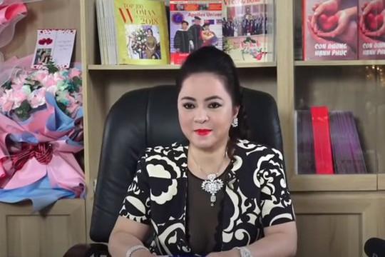Công an TP.HCM: Bà Nguyễn Phương Hằng đưa thông tin sai sự thật lên mạng xã hội