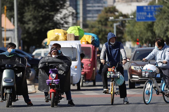 """Tin vắn thế giới ngày 19/10: Trung Quốc đối mặt với nguy cơ """"đại dịch kép"""" vào mùa đông"""