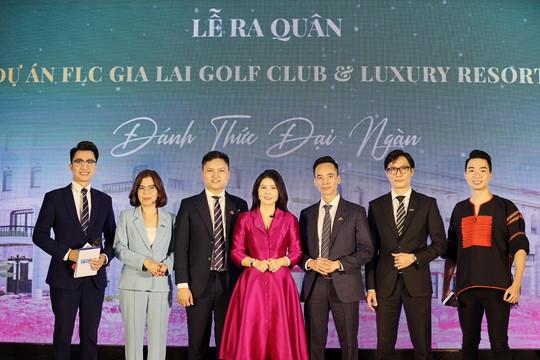Chính thức ra mắt FLC Gia Lai – quần thể nghỉ dưỡng và đô thị sinh thái quy mô bậc nhất Tây Nguyên
