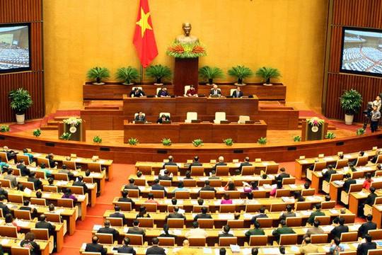 Ngày mai (20/10), khai mạc Kỳ họp thứ 2, Quốc hội khóa XV