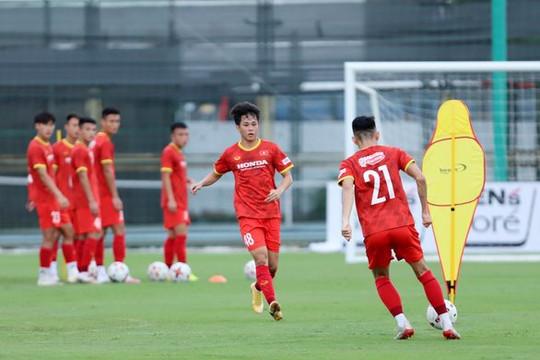 HLV Park công bố danh sách chính thức 23 tuyển thủ dự vòng loại U23 châu Á