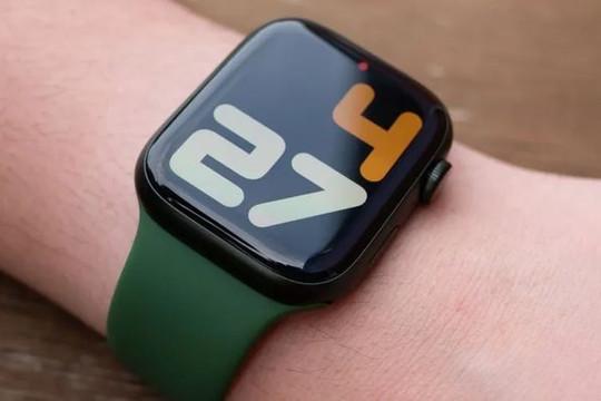Apple Watch Series 7 tại Việt Nam không có tính năng sạc nhanh