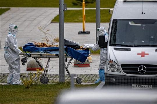Tin vắn thế giới ngày 20/10: Nga nghỉ làm việc toàn liên bang để khống chế dịch COVID-19