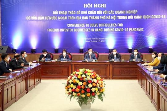 Doanh nghiệp đề nghị Hà Nội tháo gỡ khó khăn cho loạt dự án lớn