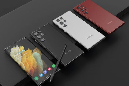 Lộ thiết kế chính xác của Samsung Galaxy S22