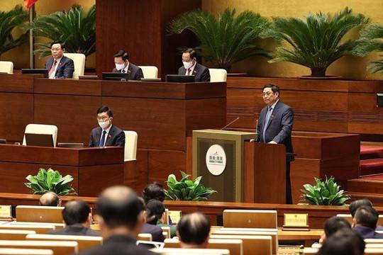 Thủ tướng: Dự kiến năm 2021 đạt và vượt 8/12 chỉ tiêu đề ra