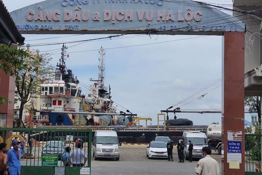 Khám xét công ty xăng dầu lớn nhất tỉnh Bà Rịa - Vũng Tàu