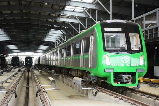 Bộ Tài chính ứng quỹ trả nợ vay cho đường sắt Cát Linh - Hà Đông