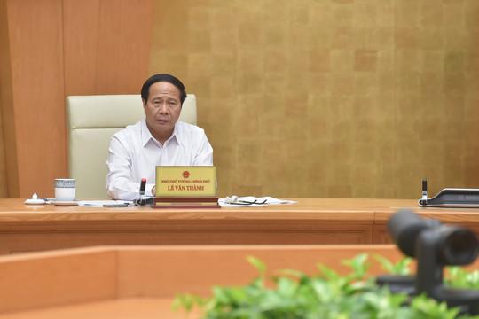 Phó Thủ tướng Lê Văn Thành: Tếp tục duy trì và mở thêm các chuyến bay