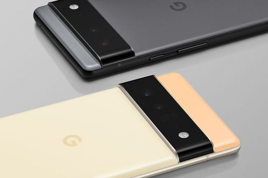 Google Pixel 6 series ra mắt, giá từ 599 USD