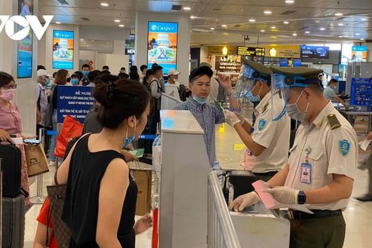 Hành khách đến và đi tại sân bay Nội Bài cần chuẩn bị những gì?