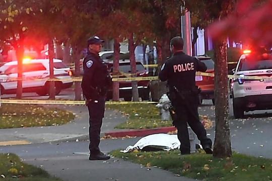 Xả súng ở Washington, 4 người thiệt mạng