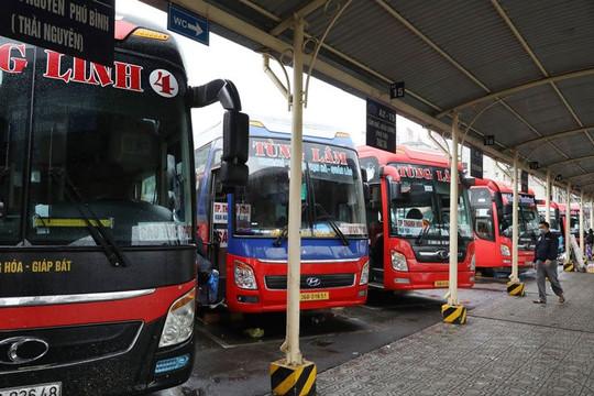 Cho phép xe khách, xe buýt kế cận hoạt động từ 10-20%