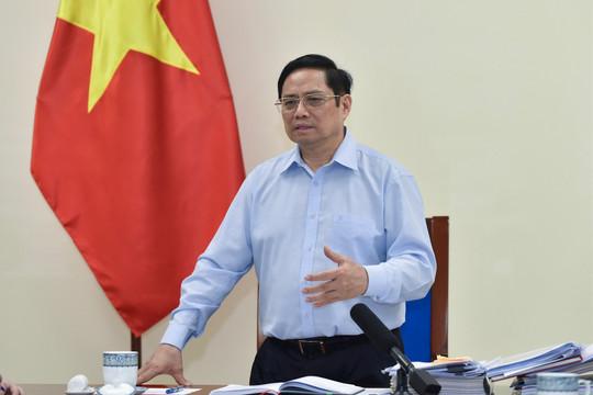 Thủ tướng: Sóc Trăng, Cà Mau và Phú Thọ nhanh chóng kiểm soát các ổ dịch mới