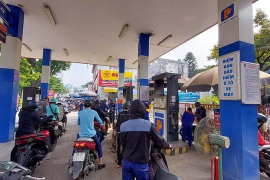 Giá xăng, dầu đồng loạt tăng mạnh từ 16h hôm nay