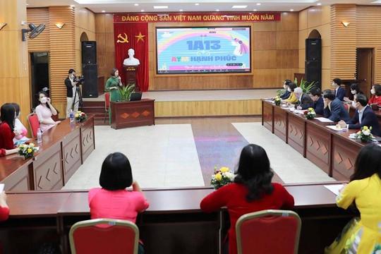 Hà Nội tổ chức vòng chung khảo xét nhà giáo tâm huyết, sáng tạo lần thứ 5